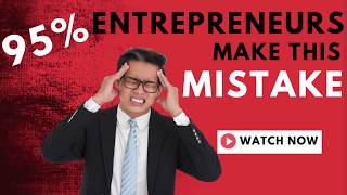 95% Entrepreneurs Make this Mistake...By Amandeep Thind