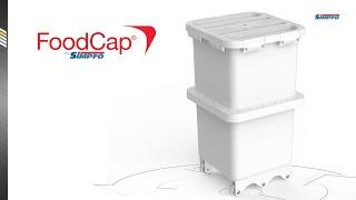 Foodcap - Sealable bulk ingredient capsule