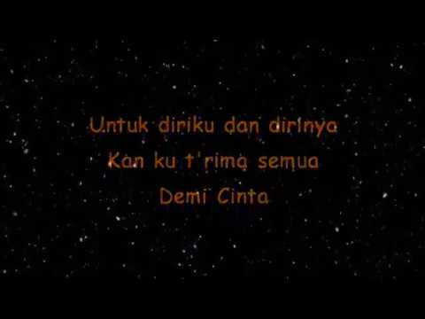 KERISPATIH   DEMI CINTA  KARAOKE + LIRIK    YouTube - Karaoke Median Musik