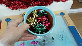 CHRISTMAS MATHS ACTIVITIES For Early Years.  Home Ed