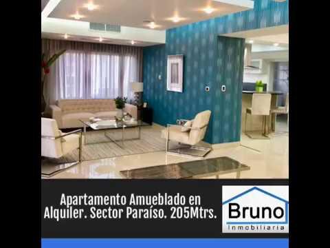 Apartamento en Alquiler Secto Paraiso, Joan Bruno Jorge