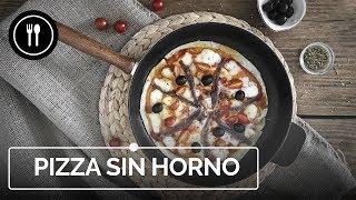 Cómo hacer PIZZA sin HORNO
