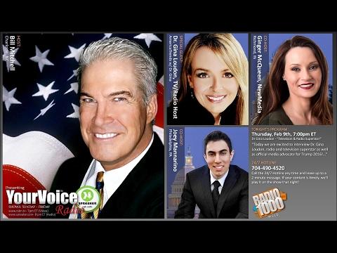 YourVoice Radio w/Bill Mitchell - 2/9/2017