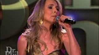 Wilson Phillips performs Santa Claus Is Coming To Town on Dr. Phil