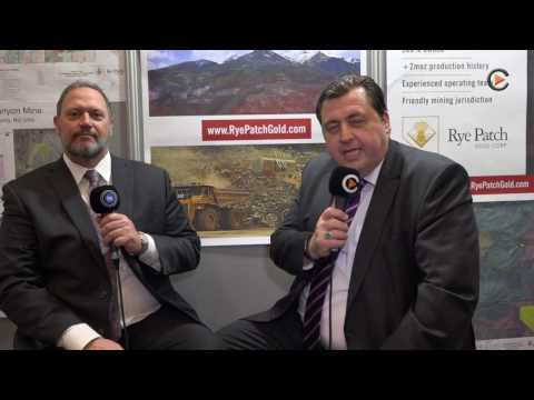 Rye Patch Gold: Starting Commercial Gold Production at Flori...
