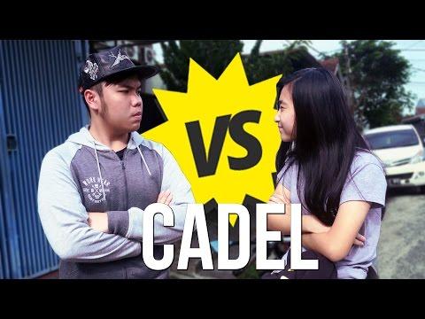 Video Ngomong R ITU GAMPANG! - CADEL VS CADEL CHALLENGE