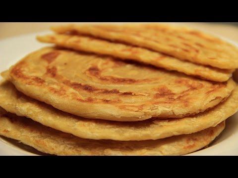 Turkish Flatbread Recipe – Traditional Tahini Butter Flat Bread