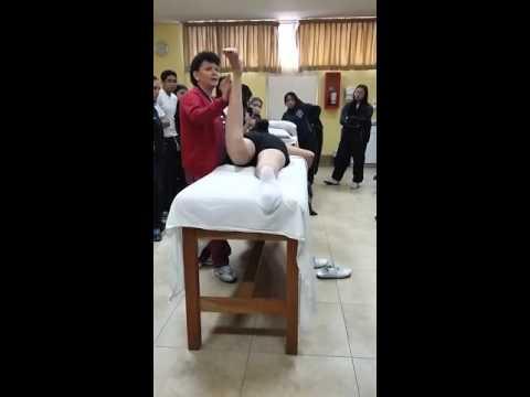 Dolor persistente en la espalda baja y los lados
