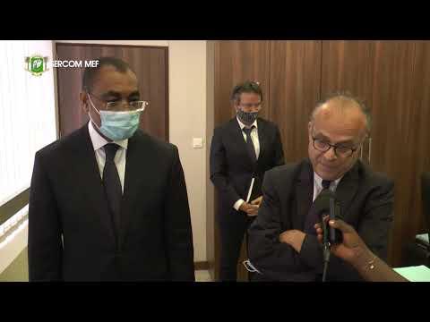 L'Ambassadeur français en Côte d'Ivoire félicite le gouvernement pour le succès l'Eurobond