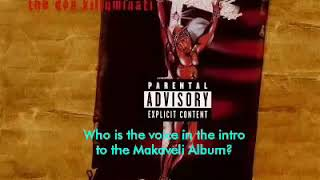 Is Eminem on the Makaveli Album - Intro - Bomb First
