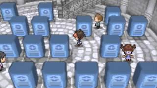 Elgyem  - (Pokémon) - Pokemon Black/White 2 Walkthrough Part 36: Celestial Tower, Home to the Dead