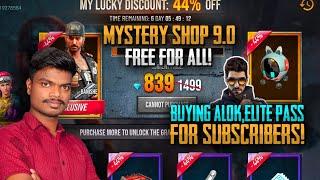 தாறுமாறான Tricks😱!! Mystery Shop 9.0 World Best 90% Offer Tricks Tamil - Garena Free Fire