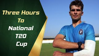 Three hours to #NationalT20Cup!