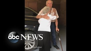 Video Of Grandparents Married Over 70 Years Reuniting Goes Viral | WNT