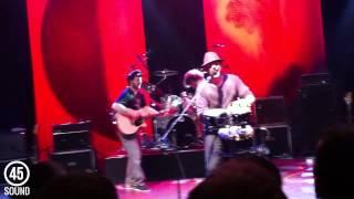 "45Sound - Dispatch ""Elias"" live at O2 Shepherds Bush Empire, London on 21-3-2012."