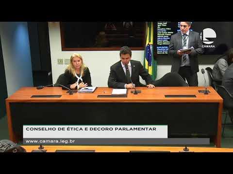 CONSELHO DE ÉTICA E DECORO PARLAMENTAR - Reunião Deliberativa - 16/10/2019 - 15:44