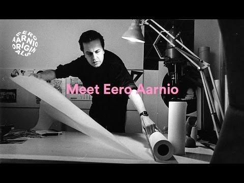 Meet the legendary Finnish designer Eero Aarnio