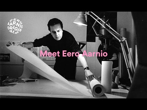 At home with Eero Aarnio