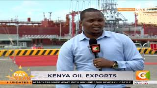 President Kenyatta to flag off first shipment of crude oil at the Mombasa port