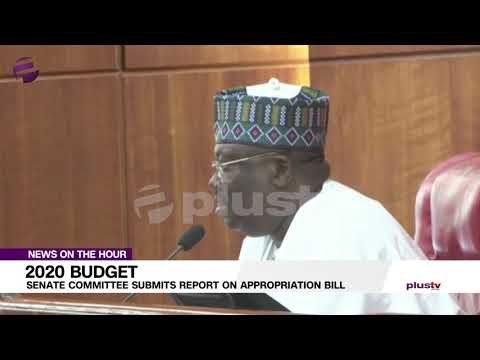 Senate Passed The 2020 Appropriation Bill