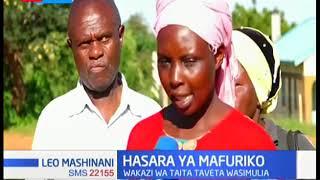 Wakazi 300 wa Taita-Taveta walazimika kukita kambi katika shule baada ya mafuriko kusomba nyumba zao