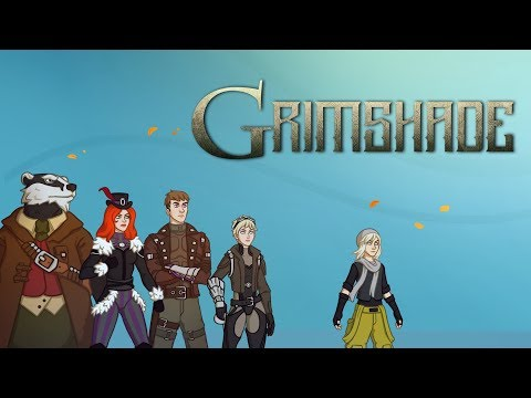 Grimshade - Launch Trailer thumbnail
