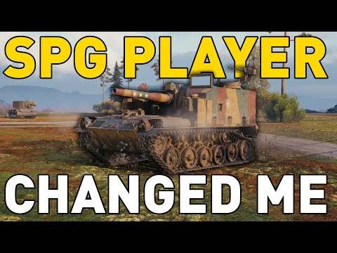 This SPG Player Changed my Mind in World of Tanks!