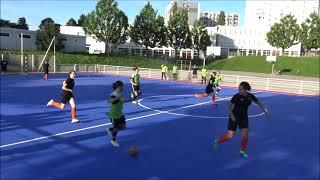 Plateau Championnat Régional Futsal Féminines - Besançon Juin 2021