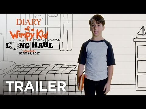 Diary of a Wimpy Kid: The Long Haul Movie Trailer