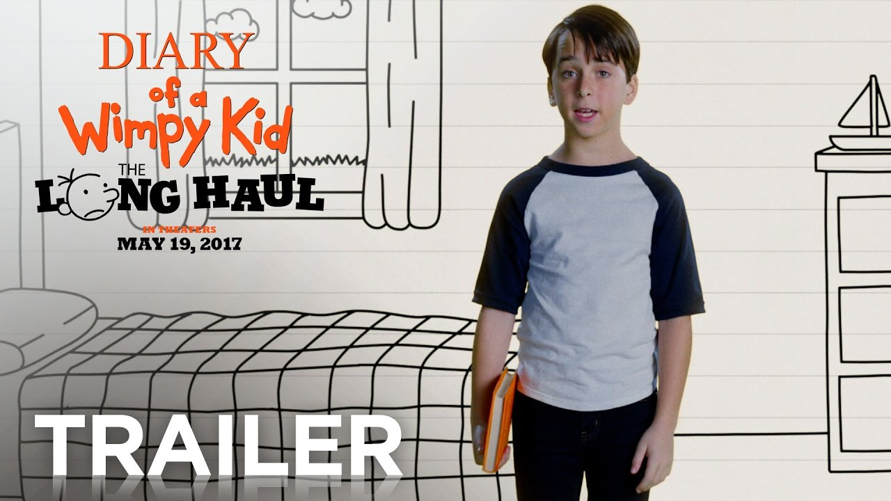 >Diary of a Wimpy Kid: The Long Haul | Teaser Trailer [HD] | 20th Century FOX
