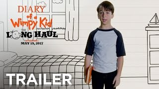 Diary Of A Wimpy Kid: The Long Haul - Teaser Trailer