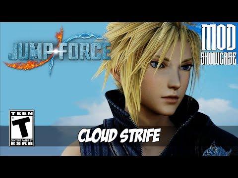 GTA V - Final Fantasy VII Mod (Cloud Strife and Sephiroth