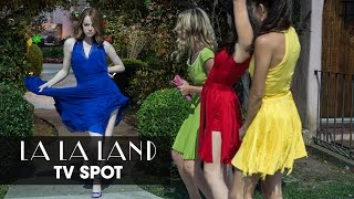 "Video La La Land (2016 Movie) Official TV Spot – ""Radiant"""