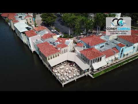 Park Shore Village Shops on Venetian Bay Flyover in Naples, Florida