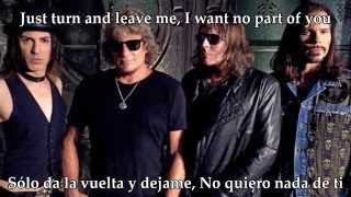 Don't lie to me - Dokken (Sub Español)(Lyrics)