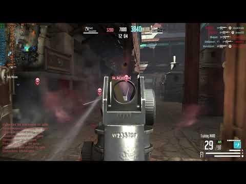 Line of Sight Multiplayer XEON E5 2640 + GTX 970 ( Ultra Graphics ) ТЕСТ