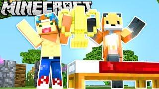 WE WON THE BED WARS! | Minecraft Bedwars w/SeaPeeKay