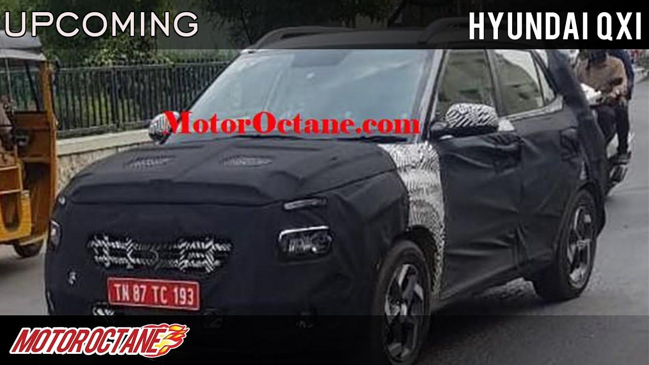 Motoroctane Youtube Video - Hyundai Venue - Launch in May 2019 | Hindi | MotorOctane