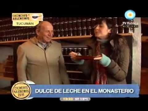 Dulce de leche en el monasterio