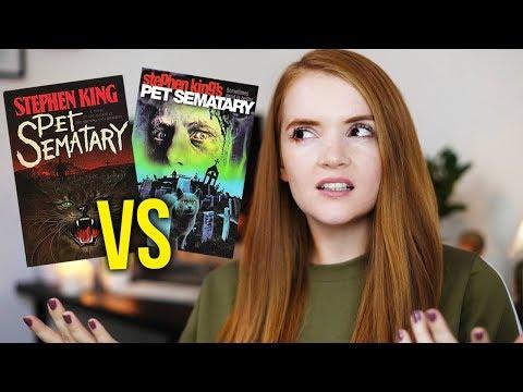 Pet Sematary Movie vs Book | Analysis movie review