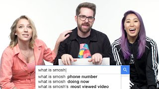 Smosh Answers the Web's Most Searched Questions   WIRED