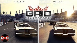 GRID Autosport - iOS NEW ULTRA UPDATE (Real Time Dynamic Shadow, Anti Aliasing & Many more)
