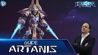 [HotS] Guide/Tuto Artanis - Build Pro