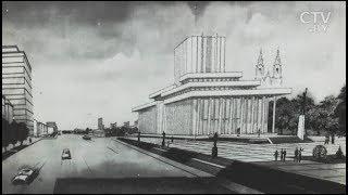 «Летающие тарелки» на Танка и «река» на Немиге: что архитекторы хотели построить в Минске