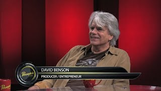 Barry Manilow Producer/Engineer and Entrepreneur  David Benson - Pensado's Place #326