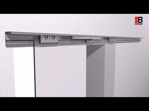 EUROBAT SLIDE CLAMB für Holz- & Glastüren