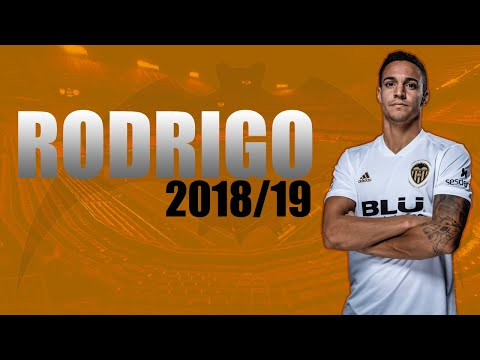 Rodrigo Moreno - 2018/19 - Skills, Goals & Assists