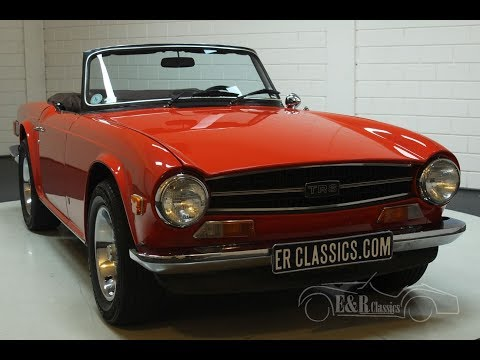 Video of '74 TR6 - QQ1J