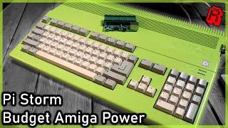 Amiga PiStorm - Retro Power con poco presupuesto - Tech Nibble