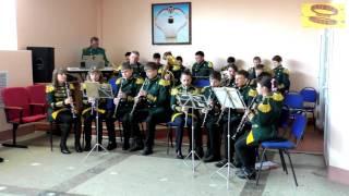 Шаханский народный оркестр Выступление 22 марта 2017 г